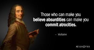 Quotes voltaire TOP 100 QUOTES BY VOLTAIRE of 100 AZ Quotes 4