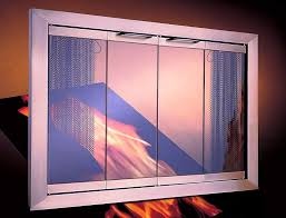 modern fireplace glass doors how to measure fireplace for great glass fireplace screens with doors