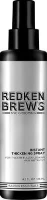 Отзывы на Redken Brews Thickening Spray <b>Спрей</b> для укладки ...