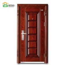Entrance Door Design In India Indian House Main Gate Designs High Quality Steel Entrance Door In Guangzhou Factory Price Buy Main Entrance Single Door Designs Steel Door