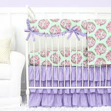caden lane baby bedding parker s purple
