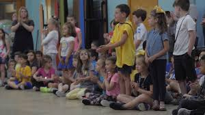 BayCoast Bank College Day: James Tansey Elementary - YouTube