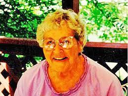 Carolyn (Hartzell) Vandermark (December 27th, 1924 to October 13th ...