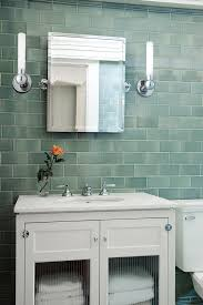 wonderful decoration sea glass tile bathroom traditional with intended for accessories design 15