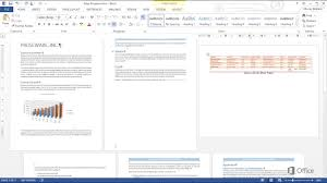 Video: Use landscape and portrait in the same document - Word