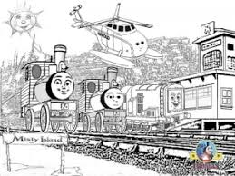 Discover free fun coloring pages inspired by thomas and friends. Thomas And Friends Free Printable Coloring Pages For Kids