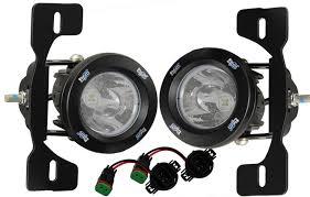 vision x lighting 13 15 jeep jk x fog light kit with xil opr120 9891088