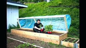 raised bed vegetable garden covers raised garden bed cover lifetime raised garden cover greenhouse depot vegetable