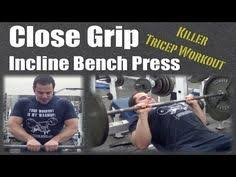 Barbell Reverse Grip Decline Bench Press  Exercise Database Incline Bench Press Grip