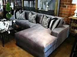 grey velvet sectional. Grey Velvet Sectional Sofa Elegant Brilliant Sofas For Less Overstock In 10 3 | Tspwebdesign.com O