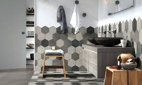 large hex tile rewind hexagon wall and floor tiles rubble tile model large grey hex tile