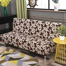 stretch covers armless sofa covers