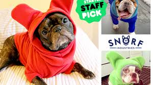 Snorf Industries, (Fun)ctional Hats and Hoodies <b>for</b> Dogs by <b>Dara</b> ...