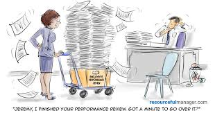 Review Employee Employee Performance Reviews 5 Things Were Not Telling