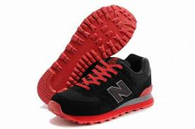 new balance shoes red and black. men new balance sole pack neon black red mesh suede ml574nrc,cheap shoes and u