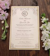 Baroque Wedding Invitations Baroque Wedding Invitation Baroque Invitation Monogram Wedding
