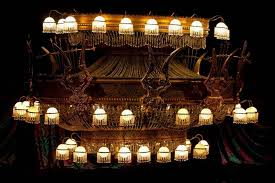 the chandelier phantom of the opera on broadway 2016