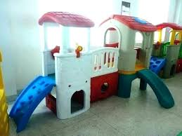 outdoor playhouse for toddler indoor play house kids slide children childrens playhouses uk indo