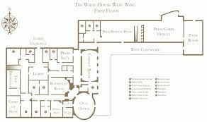 oval office floor plan. White House Maps Npmaps Com Just Free Period Floor Plan Oval Office