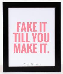 1 it » make Grace it quote till you Lauren Fake Living 7pxIYaw