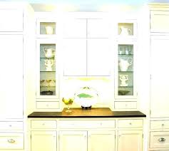 kitchen wall cabinets with glass doors unfinished kitchen wall cabinets