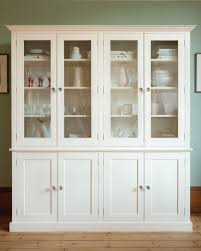 ... Kitchen Cabinets With Glass Doors Glass Cabinet Doors Lowes White  Finish Free Standing Kitchen ...