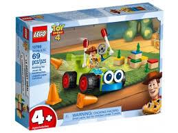 Купить <b>конструктор LEGO Toy</b> Story (10766) по цене от 770 ...