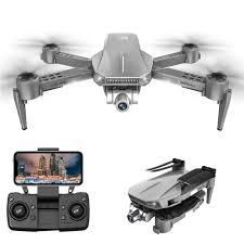 LYZRC <b>L106 Pro Foldable</b> RC Drone 5G WIFI FPV <b>GPS</b> With 4K HD ...