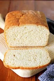 Easy Homemade White Bread The