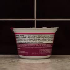 trader joe s black raspberry nonfat greek yogurt