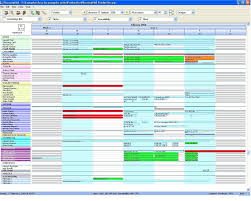 blog planningpme easy to use resource scheduling software on this picture you can see the organization of the human ressources 61 according to their skills in teams that correspond to the steps of production