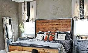 wood and iron bedroom furniture. Interesting Wood And Iron Headboard Metal Headboards Designs Photo Details From These Image We Try To Rod Combination Bedroom Furniture U