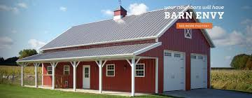 ideas pole barns pa plans barn kit sutherlands kits trusses financing 40x50 oregon metal truss