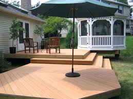 patio deck ideas great home depot