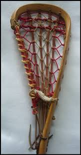 during the previous 100 years of competitive play within modern lacrosse the all wooden one piece lacrosse stick