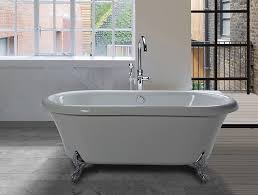 designer collection clawfoot freestanding tub