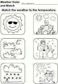 draw the weather worksheet b pinterest worksheets esl kindergarten ...