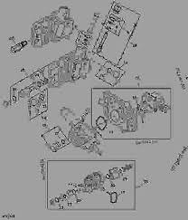 rockshaft control valve kits tractor john deere 5103 tractor list of spare parts