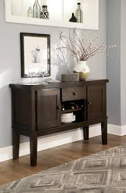 buffet server furniture. Dining Room Best Furniture Mentor Oh Ashley Buffet Server With Wine Rack In Job B