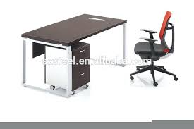 Simple office table Chair Simple Office Tables Simple Design Modern Office Furniture Desk With Strong Wood Frame Executive Table Office Neginegolestan Simple Office Tables Thehathorlegacy