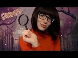 ASMR <b>Velma Dinkley</b> Solves The Case - YouTube
