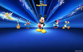 Disney Desktop Wallpapers on WallpaperDog