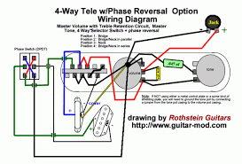 wiring diagram fender tele 4 way switch the wiring telecaster wiring diagram 4 way switch