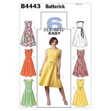 Dress Patterns Unique Butterick Misses'Misses' Petite Dress Pattern B48 Size BB48
