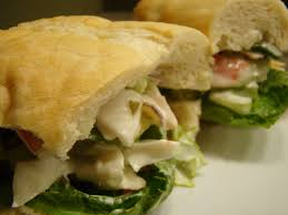 File:Imitation Seafood Salad Hoagie ...