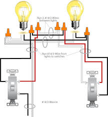 wiring diagrams for household light switches in two lights to one Switch Two Lights Wiring Diagram Each One wiring a light two lights operated by one switch electrical inside to diagram Plug Wiring Diagram Two Lights One Switch One