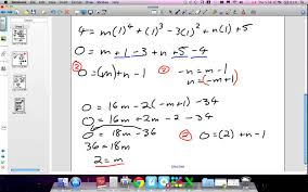 polynomial equations and inequalities grade 12 advanced functions chapter 2 review you