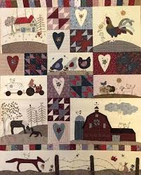 Country Quilts Patterns Free Country Quilts Patterns Canada Civil ... & ... Its So Exciting To See Andersons Farm Quilts Popping Up Everywhere This  One Belongs To Country ... Adamdwight.com