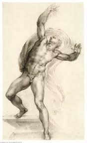 Il Cristo risorto - Michelangelo Buonarroti   Wikioo.org – L'Enciclopedia  delle Belle Arti