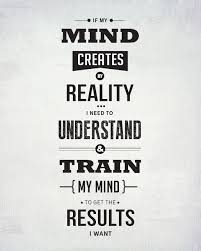 Mind Quotes Cool Train My Mind Inspirational Quote Daily Quotes